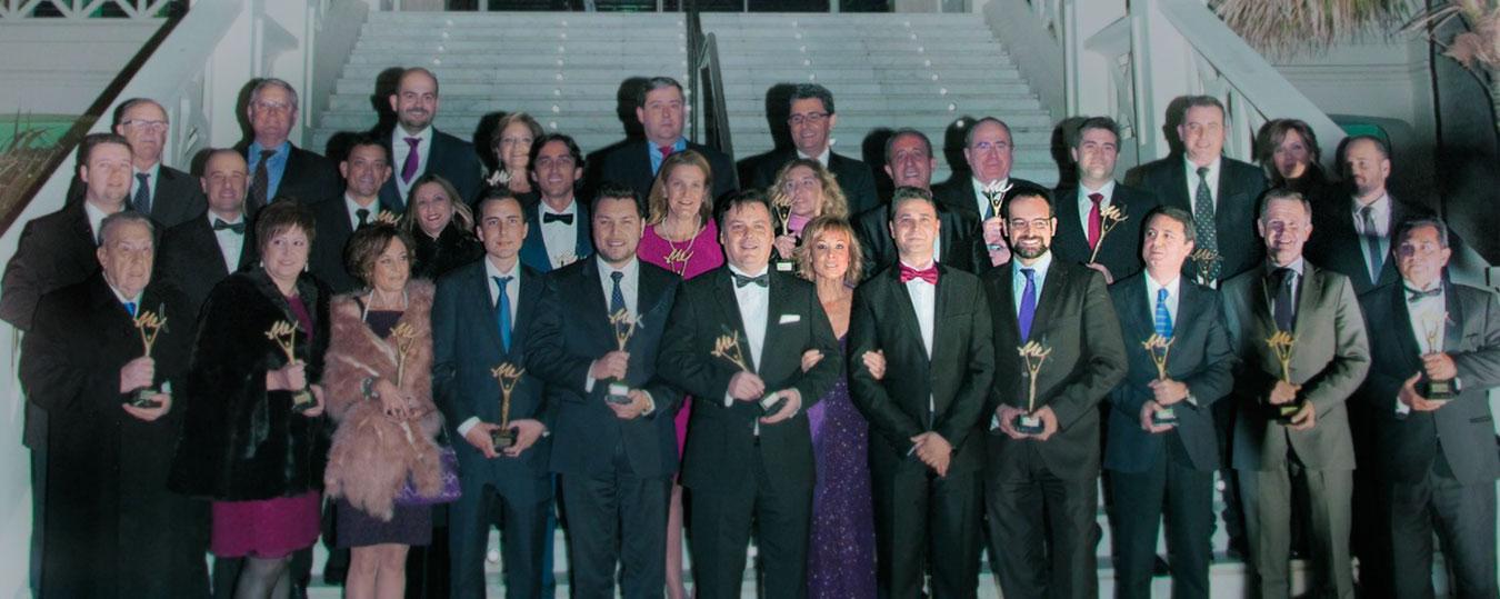 La Razón: Alaris Abogados Premio Mediterráneo Excelente 2014 categoría Derecho Mercantil