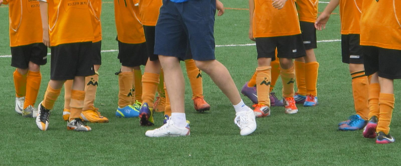 Entrenador profesional en fútbol base: contrato laboral especial de deportistas profesionales